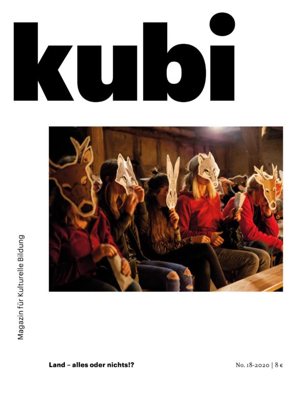 Titelbild kubi Ausgabe 18-2020 Land - alles oder nichts!?