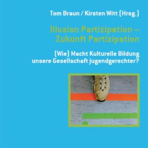 titelbild des Buches Illusion Partizipation - Zukunft Partizipation